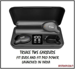Truke TWS Earbuds Launched in India