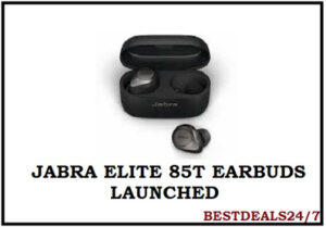 Jabra Elite 85T Earbuds Launched