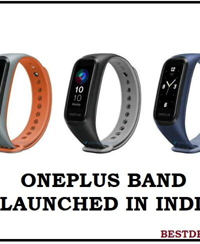 OnePlus Band in India