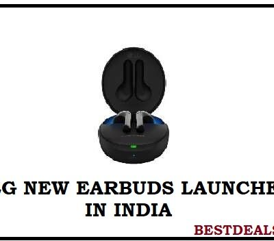LG NEW EARBUDS in INDIA