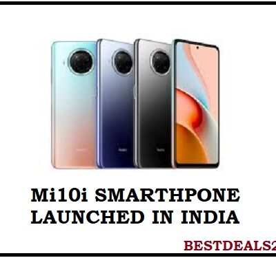Mi10i Smartphone Launched