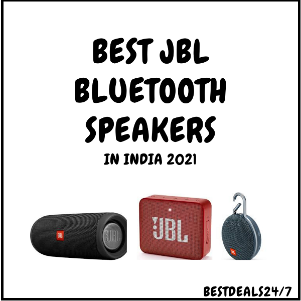Best JBL Speakers in India 2021