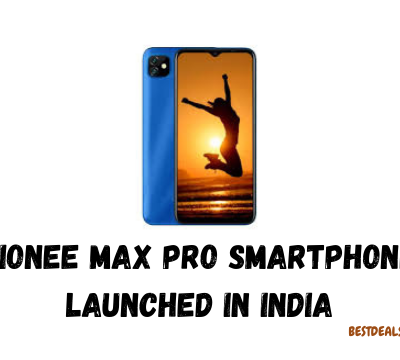 GIONEE MAX PRO SMARTPHONE LAUNCHED