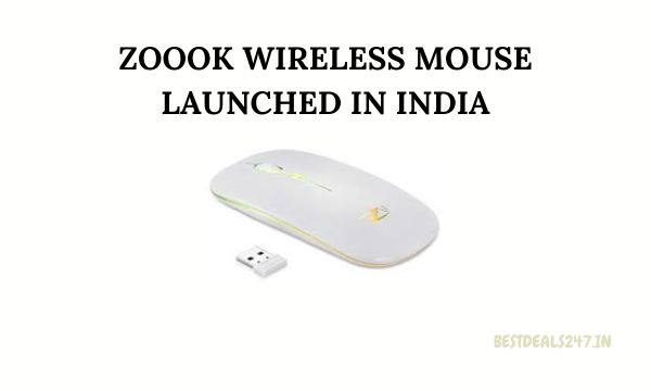 ZOOOK Blade Wireless Mouse