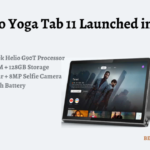 Lenovo Yoga Tab 11 Launched in India